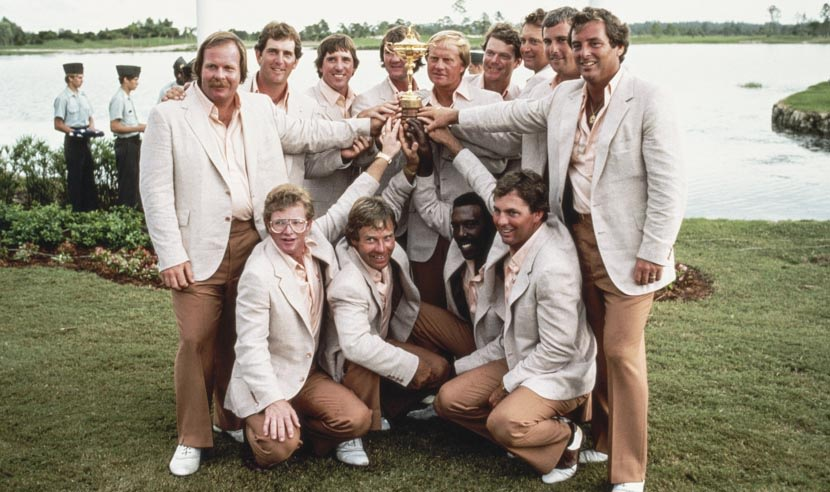 Ryder Cup Usa Usa to Ryder Cup Victory