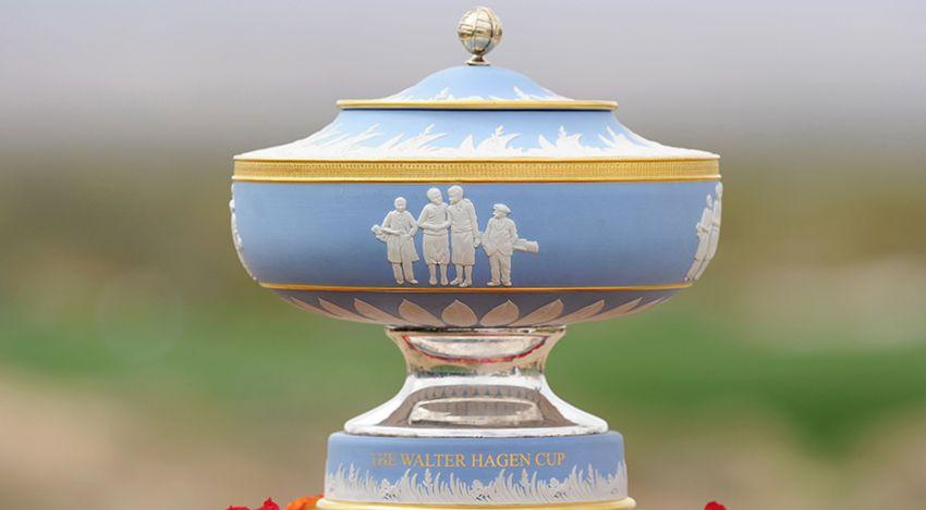 The Walter Hagen Cup