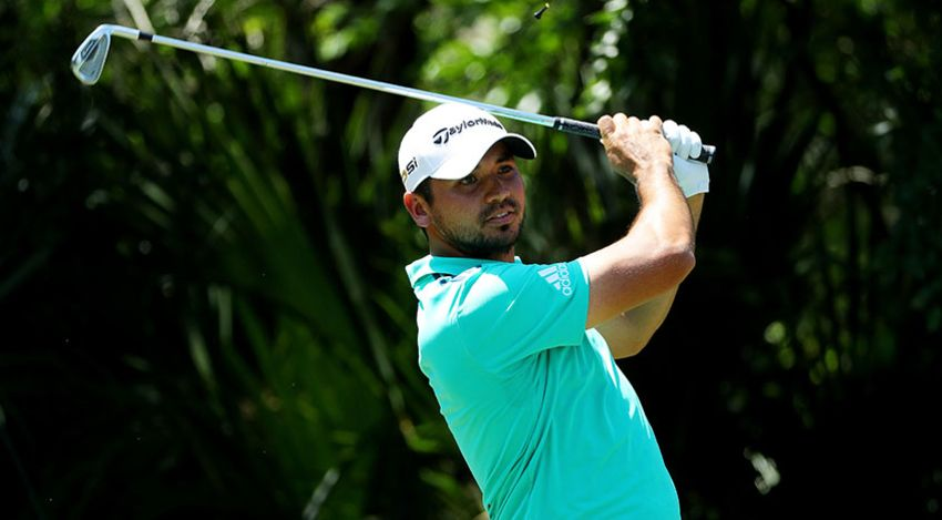 Jason Day gutted out a third-round 73 at THE PLAYERS despite two double bogeys on the front nine Saturday. (Scott Halleran/Getty Images)