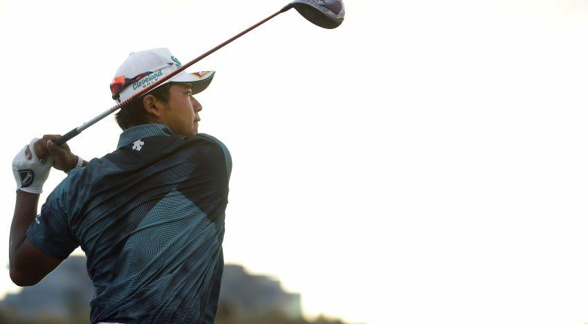 Hideki Matsuyama has shot in the 60s in 16 of his last 17 rounds worldwide. (Stan Badz/Getty Images)