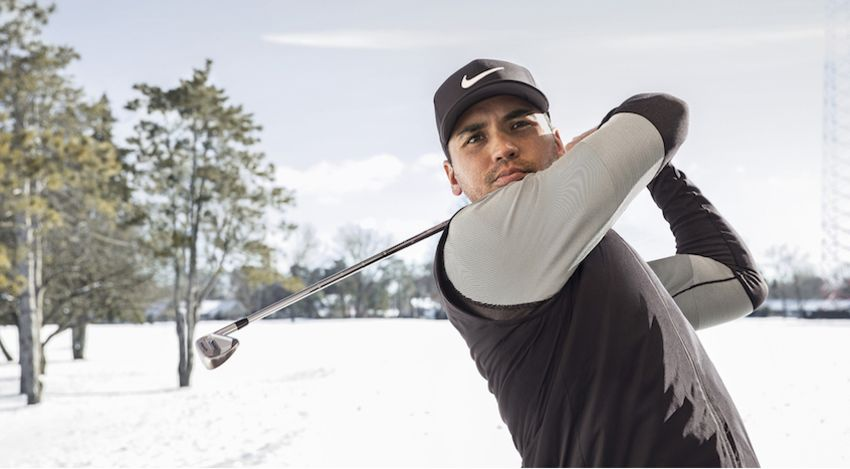 Jason Day will wear Nike footwear apparel, headwear and gloves starting at the SBS Tournament of Champions. (Nike Golf)