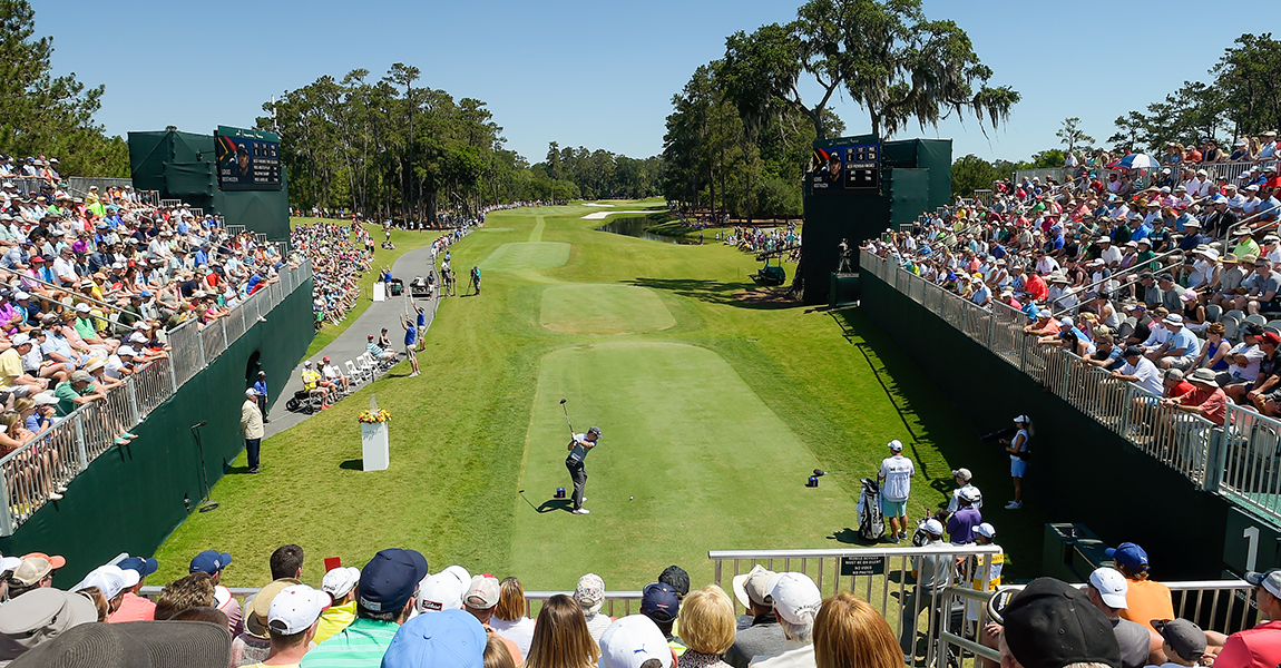 Image result for fans at the players championship the players experiences