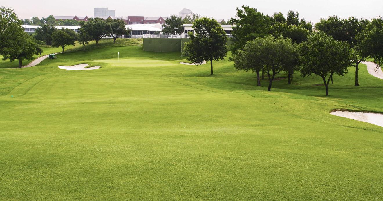 Sân TPC Four Season Resort nơi diễn ra giải AT&T Byron Nelson