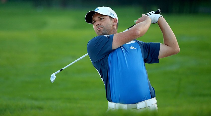Sergio Garcia is making his 2015 PGA TOUR debut at the Northern Trust Open. (Redington/Getty Images)