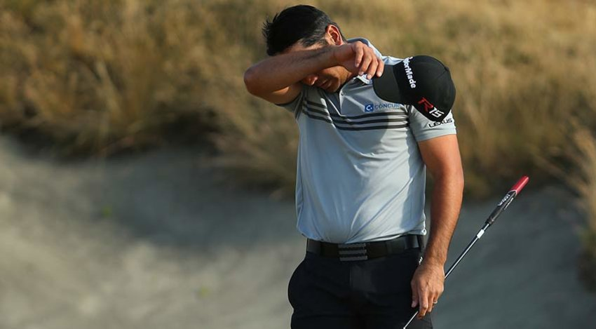 Jason Day during Round 3
