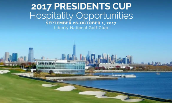 Experience <B>Presidents Cup</B>